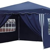 Kronenburg Faltpavillon 3x3m in Blau kaufen