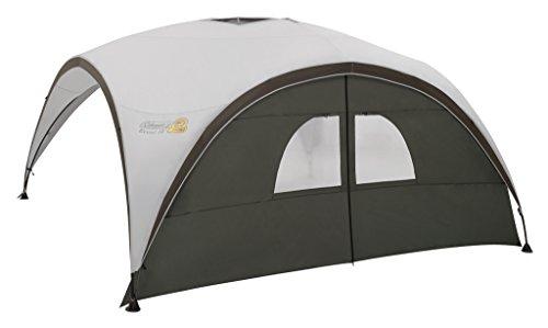 Coleman Sicht- und Windschutz als Türelement für Event Shelter, 4,5 x 4,5m - 1